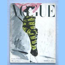 Vogue Magazine - 1947 - September